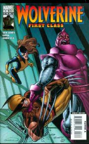 Wolverine First Class #3 Marvel Comics US Import